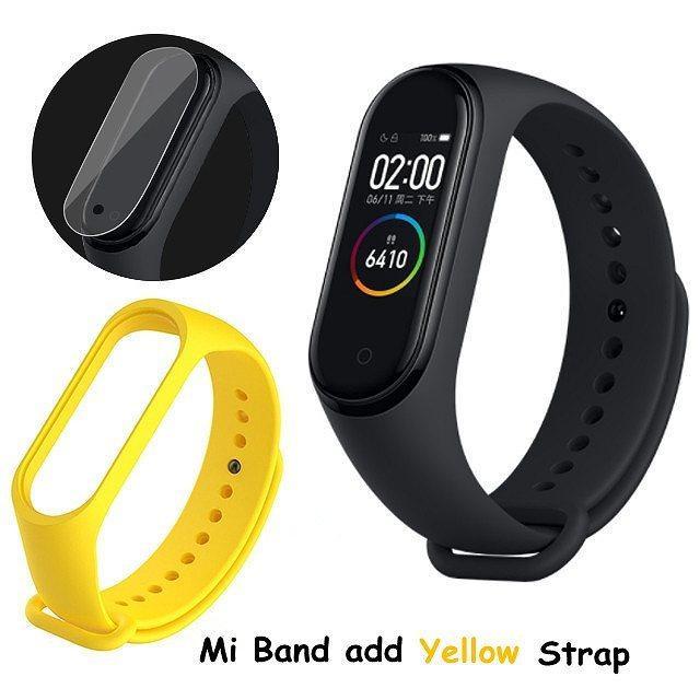 シャオ mi mi バンド 4 スマート ブレスレット 3 Bluetooth 5.0 リストバンドフィットネス Traker AMOLED|okuda-store|19