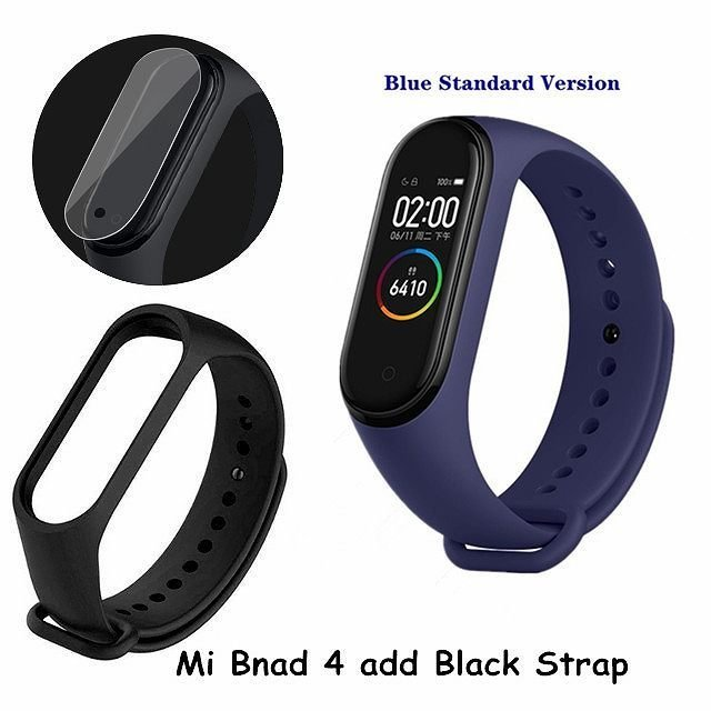 シャオ mi mi バンド 4 スマート ブレスレット 3 Bluetooth 5.0 リストバンドフィットネス Traker AMOLED|okuda-store|20