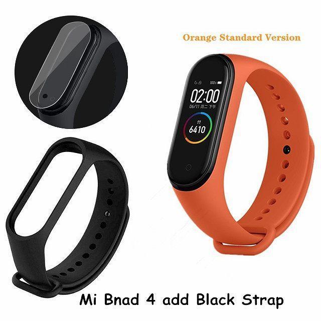 シャオ mi mi バンド 4 スマート ブレスレット 3 Bluetooth 5.0 リストバンドフィットネス Traker AMOLED|okuda-store|21