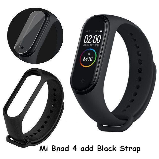 シャオ mi mi バンド 4 スマート ブレスレット 3 Bluetooth 5.0 リストバンドフィットネス Traker AMOLED|okuda-store|05