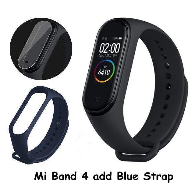 シャオ mi mi バンド 4 スマート ブレスレット 3 Bluetooth 5.0 リストバンドフィットネス Traker AMOLED|okuda-store|07