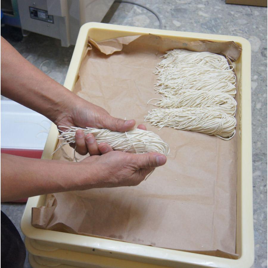 6食・豚骨生ラーメン(冷凍)・「ラー麦」保存料無添加自家製麺、九州産豚骨100%|okumanryo|06