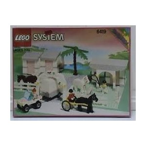 Lego (レゴ) Town Set 6419 ~ Paradisa Rolling Acres Ranch ブロック おもちゃ (並行輸入)