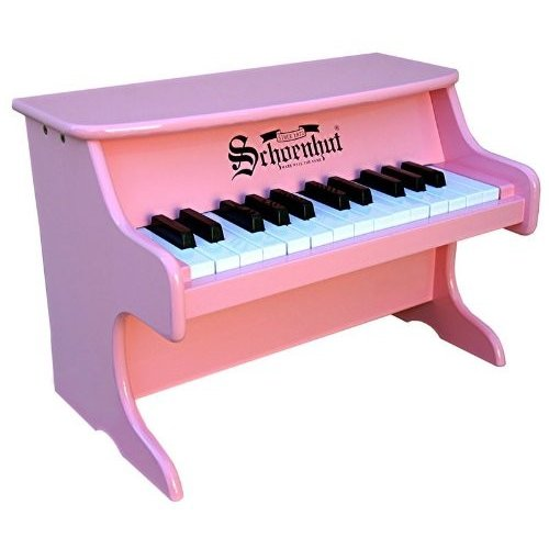 [Schoenhut]Schoenhut 25Key My First Piano II, ピンク 2522P [並行輸入品]
