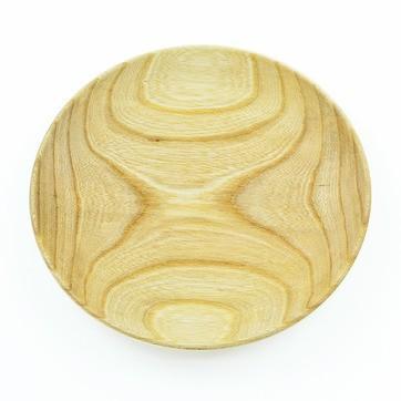 木のお皿(オリーブオイル仕上げ)|okuramokkosho