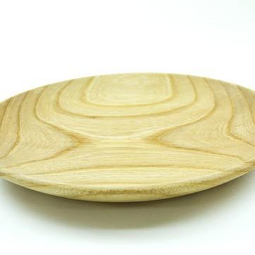 木のお皿(オリーブオイル仕上げ)|okuramokkosho|03