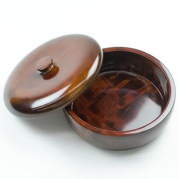 ふたつき菓子器|okuramokkosho