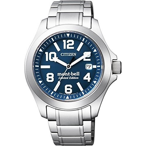 史上最も激安 [シチズン]CITIZEN 腕時計 PROMASTER × プロマスター エコ エコ・ドライブ・ドライブ 腕時計 プロマスター × mont・bell BN0121-51L メンズ, オノシ:8dfccc8d --- airmodconsu.dominiotemporario.com
