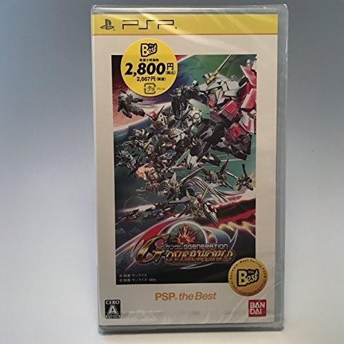 SDガンダム ジージェネレーション オーバーワールド PSP the Best - PSP 中古