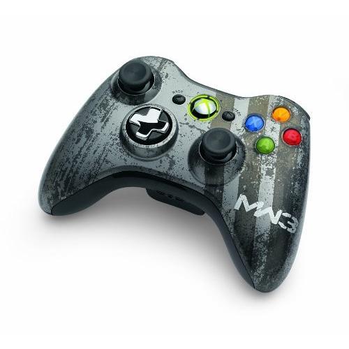 Xbox 360 ワイヤレス コントローラー SE コール オブ デューティ モダン・ウォーフェア3 リミテッド エディション 中古