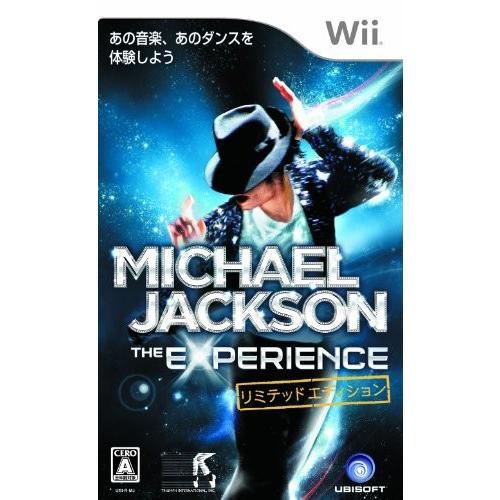 マイケル・ジャクソン ザ・エクスペリエンス リミテッドエディション - Wii 中古