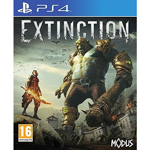 Extinction (PS4) (輸入版) 中古