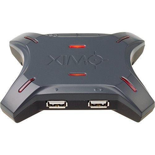 XIM4 - PS4/XboxOne/PS3/Xbox360用キーボードマウス接続アダプタ 中古