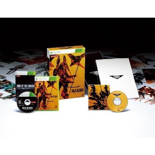 ZONE OF THE ENDERS HD EDITION PREMIUM PACKAGE (限定版)【数量限定特典】HD(はいだら)-NIGHT プレミアム映像DLコード同梱 - Xbox360 中古