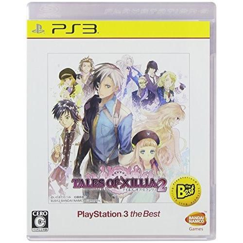 テイルズ オブ エクシリア2 PlayStation3 the Best - PS3 中古|olap
