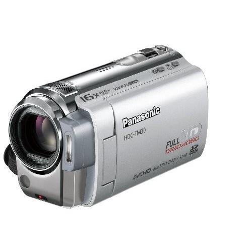 人気特価激安 Panasonic デジタルハイビジョンビデオカメラ Panasonic HDC-TM30-S プラチナシルバー HDC-TM30-S, メンズファッション通販サイトTILE:21c349bc --- file.aperion.it