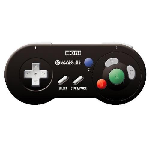 ゲームボーイプレーヤー対応 デジタルコントローラ ブラック 中古
