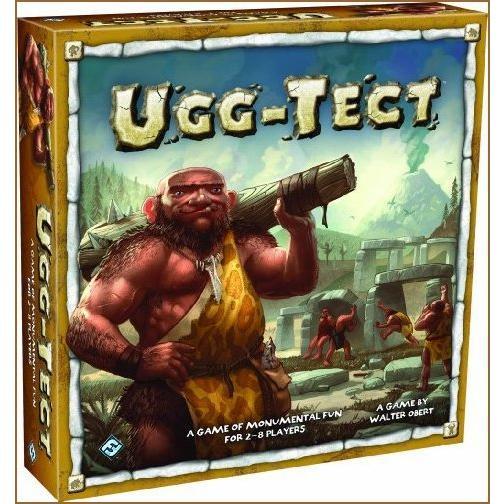 Fantasy Flight Games UGG-Tect【並行輸入品】