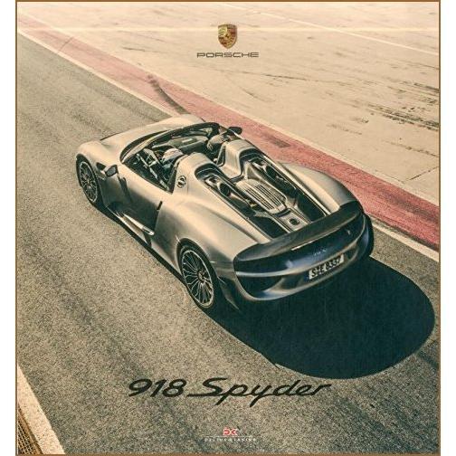 Porsche 918 Spyder (English and German Edition)【並行輸入品】