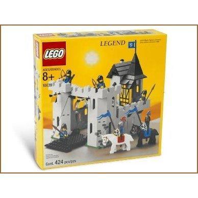 LEGO Legend Black Falcon's Fortress, 424 Pieces, 10039【並行輸入品】