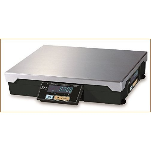 CAS PD-2 POS/Checkout Scale, LB & OZ Switchable, 30lb Capacity, 0.01lbs Resolution Single Range, Legal-for-Trade【並行輸入品】