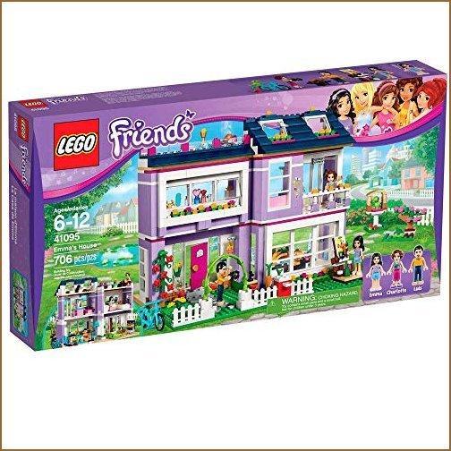LEGO Friends 41095 Emma's House【並行輸入品】 old-tree