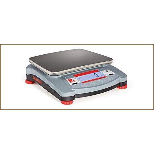 OHAUS 83034124 Model NVT16000N/1 Navigator Portable Scale, 16000 g Capacity x 5 g Readability【並行輸入品】