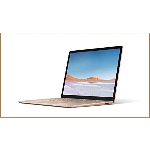 """Microsoft Surface Laptop 3 · 13.5"""" Touch-Screen · Intel Core i7 · 16GB Memory - 512GB Solid State Drive (Latest Model) · Sandstone"""