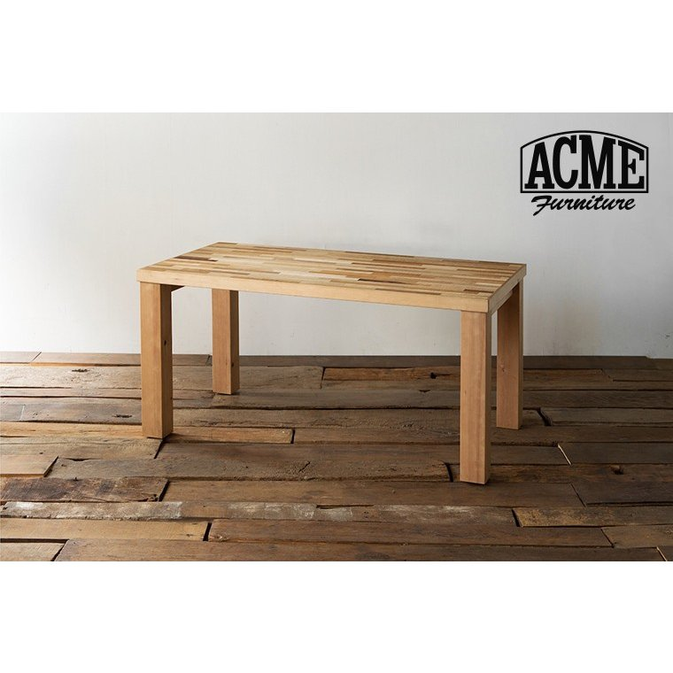 ACME FURNITURE アクメファニチャー ECO WOOD DINING TABLE エコウッドダイニングテーブル