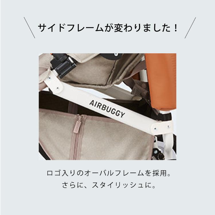 新生児から使える エアバギー ココ プレミア ベビーカー AIRBUGGY COCO PREMIER FROM BIRTH 新生児 3輪 エアタイヤ A型 B型 日本正規品|oldnew|12