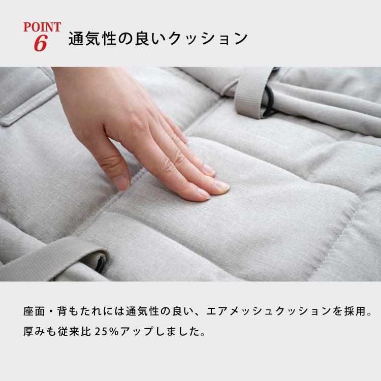 新生児から使える エアバギー ココ プレミア ベビーカー AIRBUGGY COCO PREMIER FROM BIRTH 新生児 3輪 エアタイヤ A型 B型 日本正規品|oldnew|08