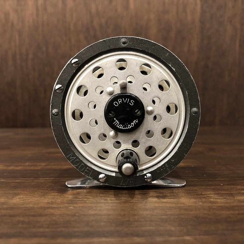 Orvis Madison 4/5 Fly Reel オービス マディソン フライリール ビンテージリール オリジナル