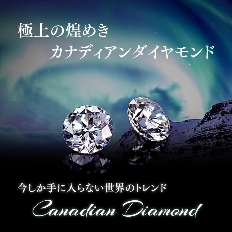 【21%OFF】極上の煌めき◆カナディアンダイヤモンド◆リング 計1.20ctUP [PT950]|olika|08