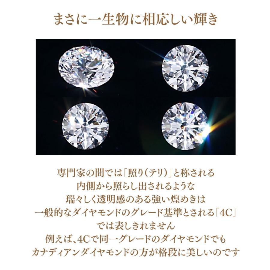 【21%OFF】極上の煌めき◆カナディアンダイヤモンド◆リング 計1.20ctUP [PT950]|olika|15