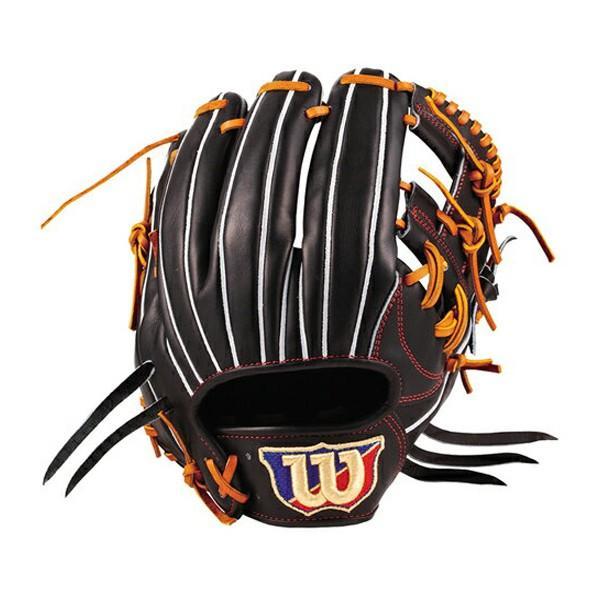ウイルソン WILLSON WTAHWFD5H-90 DUAL D5型 硬式用グラブ 内野手用 野球 硬式用グローブ