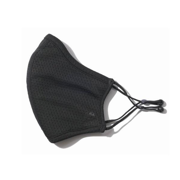 ニューバランス New Balance EVERYDAY PERFORMANCE MASK(3枚セット) スポーツマスク 夏用 冷感 LAO13098-BK(ブラック)|om-sports|04