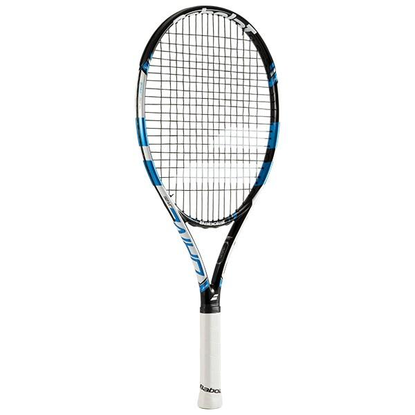 バボラ BABOLAT PURE DRIVE JUNIOR 25 ピュア ドライブ・ジュニア25 硬式テニスラケット BF140159-BKBL (ブラック×ブルー)