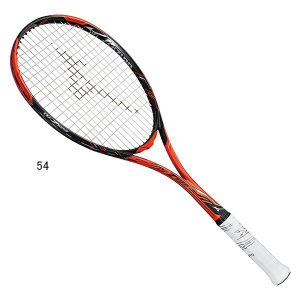 【本物保証】 MIZUNO ミズノ 63JTN846-54 テニス ソフトテニスラケット ディーアイゼット500, カモチョウ 4be2e094