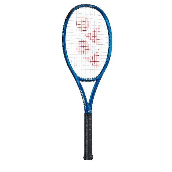 大人女性の ヨネックス YONEX Eゾーン98 NEW 硬式テニスラケット 06EZ98-566(ディープブルー), スクールグッズKURI-ORI e4230f61