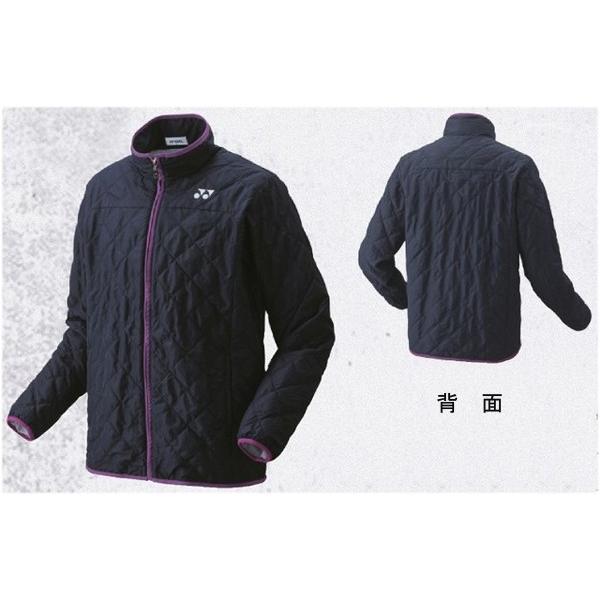 ヨネックス YONEX UNI 中綿ジャケット NEW ウォームアップウエア 90052-019(ネイビーブルー)