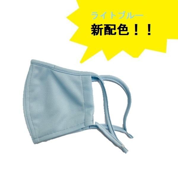 ベンチレーションマスク ライトタイプ ventilation MASK  呼吸が楽 メガネが曇りにくい 洗える 日本製 スポーツマスク ランニング アジャスト機能 UVカット DRY|om-sports|04