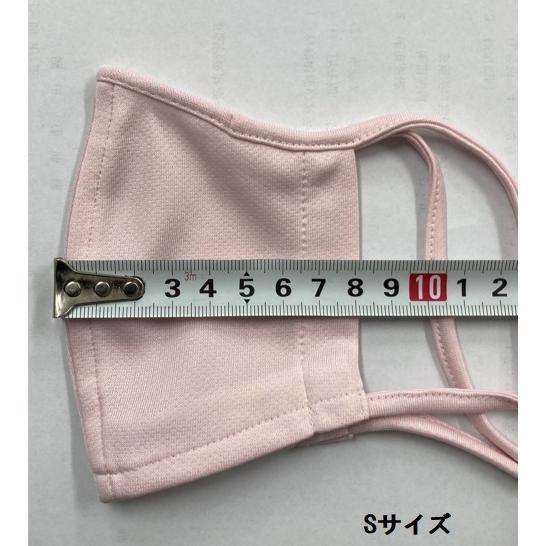 ベンチレーションマスク ライトタイプ ventilation MASK  呼吸が楽 メガネが曇りにくい 洗える 日本製 スポーツマスク ランニング アジャスト機能 UVカット DRY|om-sports|07
