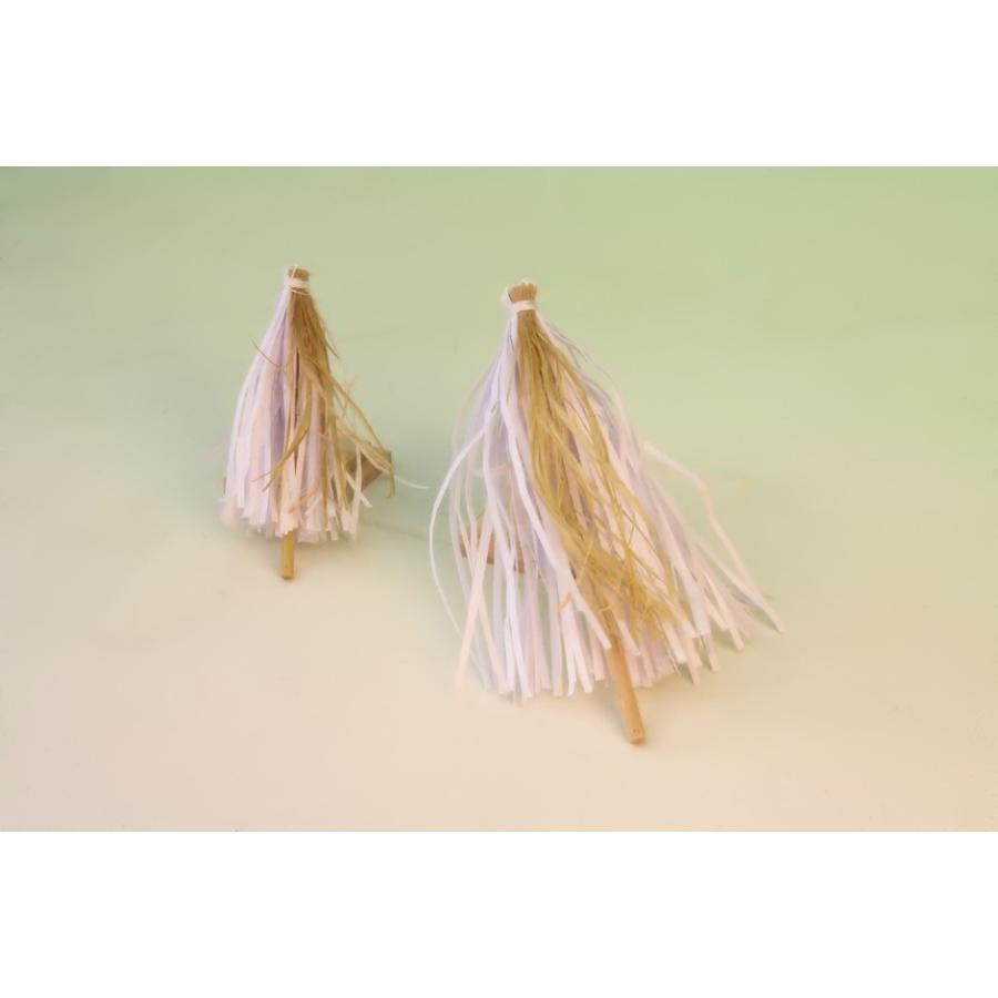 神具 祓串 大幣 桧製 和紙の紙垂 大麻付き 正絹白糸仕様 おまかせ工房|omakase-factory|04