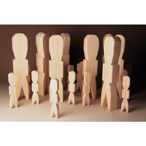 レターパック便 木製人形代 杉 一枚彫り 約高さ20cm厚さ2.5cm 祭祀具 大きな人形代 メール便 おまかせ工房|omakase-factory|02