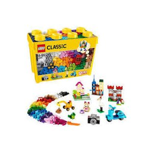 レゴ クラシック 黄色のアイデアボックス スペシャル 10698 [レゴ] omomax