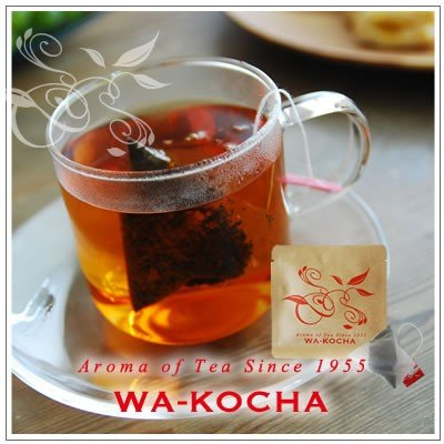 【静岡産紅茶ティーパック】Aroma of Teaシリーズ ティーパック和紅茶1煎パック 2.5g 100円|omuraen