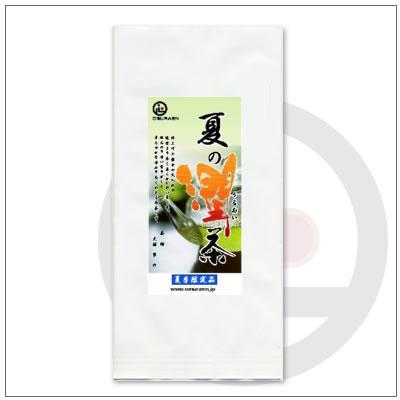 【季節限定茶】静岡緑茶「夏の潤茶」 864円|omuraen