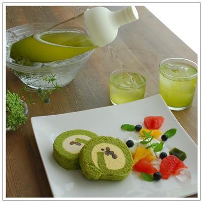 【季節限定茶】静岡緑茶「夏の潤茶」 864円|omuraen|05