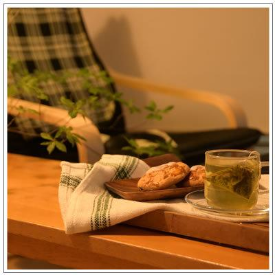 【ハーブブレンド国産フレーバーティ】レモングラス&煎茶 ティーパック8包入 700円 omuraen 05