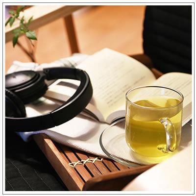 【ハーブブレンド国産フレーバーティ】レモングラス&煎茶 ティーパック8包入 700円 omuraen 06